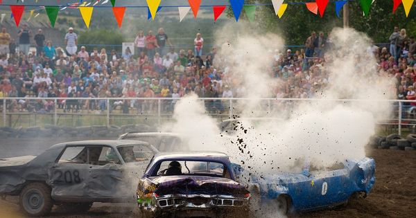 Demolition Derby – Fairview City